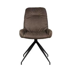 Beżowoszare krzesło LABEL51 Winner