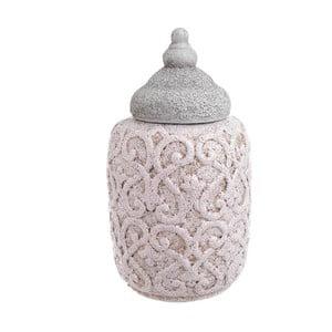 Ceramiczny pojemnik InArt Boho Neelam