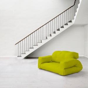 Sofa rozkładana Karup Hippo Pistacie