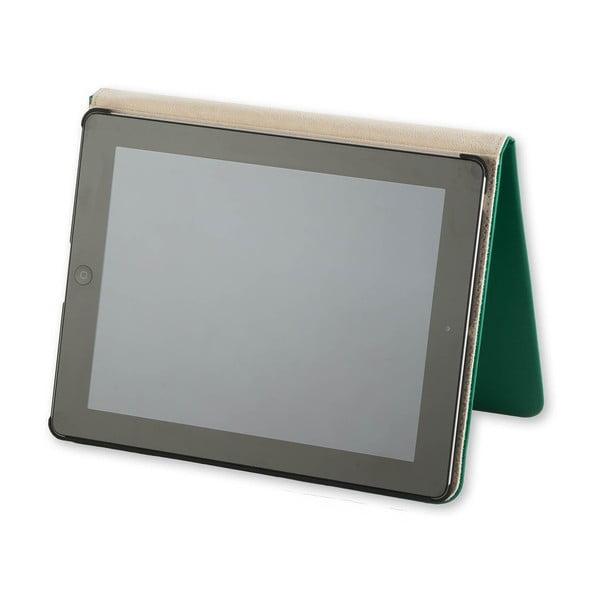 Zielone etui na iPad 3/4 Moleskine