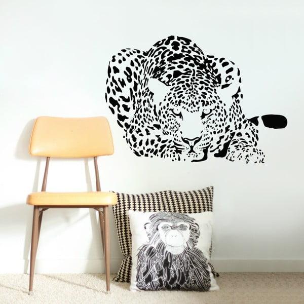 Naklejka Leopard, 120x90 cm