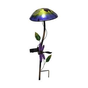 Słoneczna lampa ogrodowa Mushroom