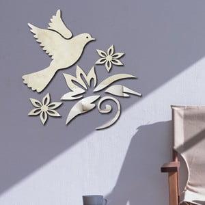 Lustro dekoracyjne Ptak