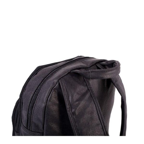 Plecak Lois Black, 27x36x12 cm