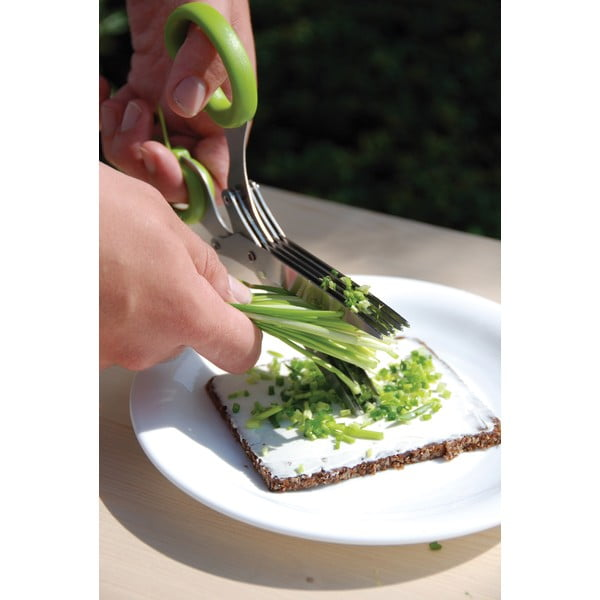 Nożyce do ziół EsschertDesignHome Salad, 23cm