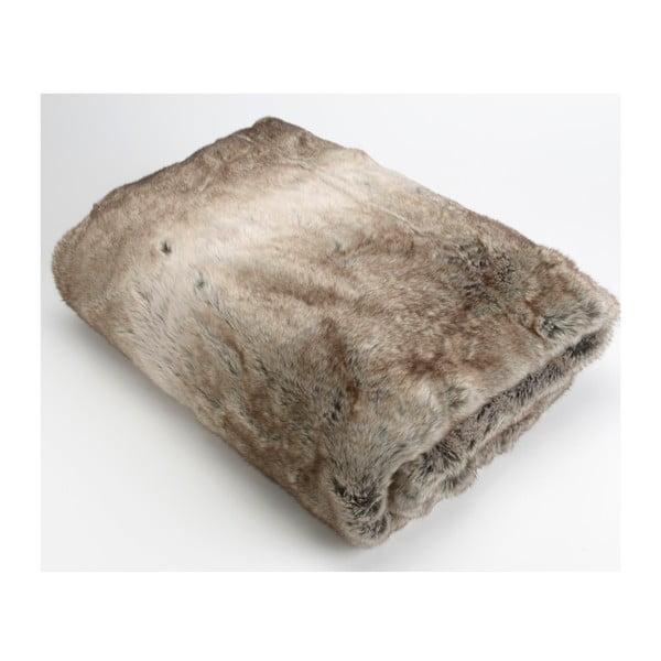 Koc Cabanon Fur, 170x130 cm