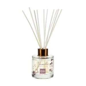 Dyfuzor zapachowy o zapachu wanilii i lawendy Copenhagen Candles Vanilla & Lavender Reed, 100 ml