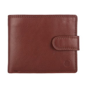 Skórzany portfel Theo Whiskey