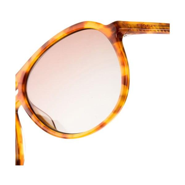 Męskie okulary przeciwsłoneczne GANT Fred Honey