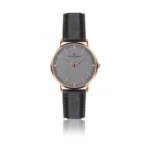 Zegarek męski z czarnym paskiem skórzanym Frederic Graff Rose Eiger Black Leather