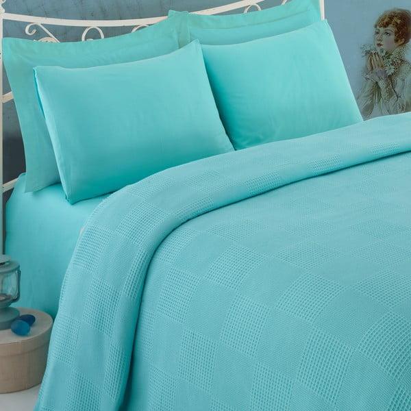 Narzuta na łóżko Pique 278, 200x230 cm