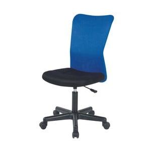 Niebieske krzesło biurowe SOB Officer