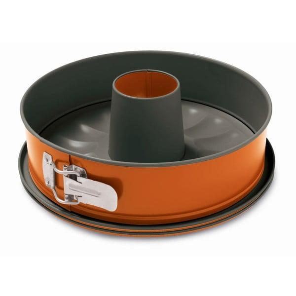 Forma do pieczenia Springform Sweet&Colour Tube, pomarańczowa