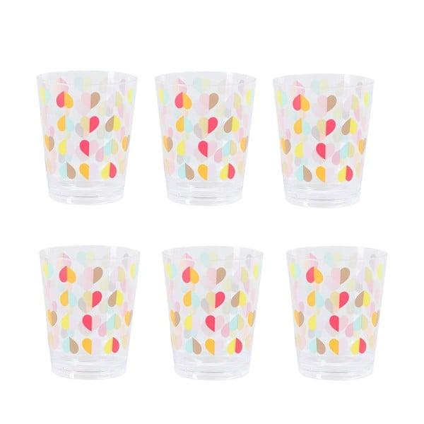 Zestaw 6 szklanek Beau & Elliot