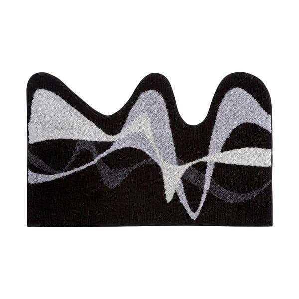 Dywanik łazienkowy Kolor My World XVIII 50x80 cm, szary