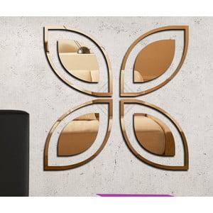 Lustro dekoracyjne Czterolistna koniczyna