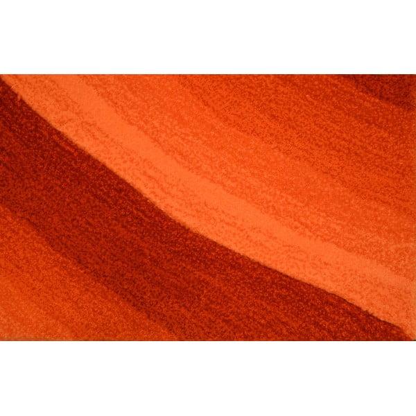 Dywan Casablanca 140x200 cm, odcienie pomarańczu