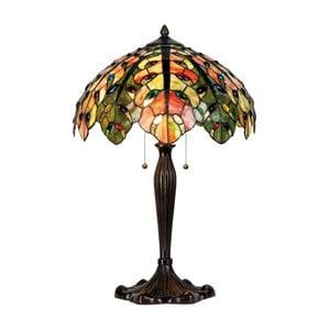 Lampa stołowa Tiffany Complete, 43 cm