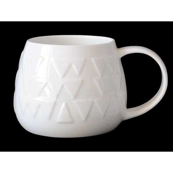 Kubek z angielskiej porcelany Tulip Zig Zag