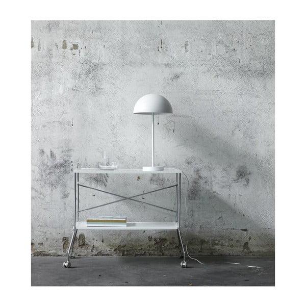 Biała lampa stołowa Markslöjd BAS White