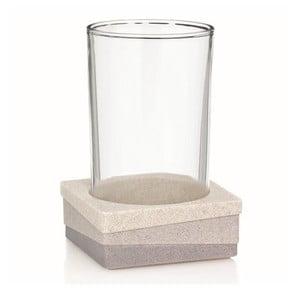 Szklanka na podstawce Kela Valura