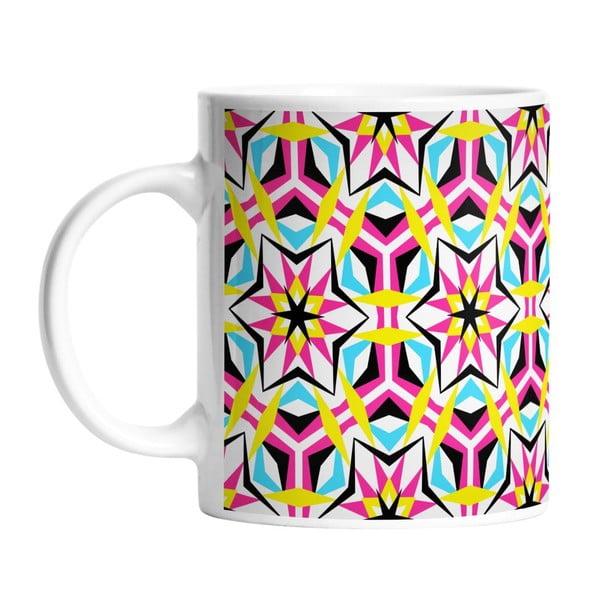 Ceramiczny kubek Kaleidoscop, 330 ml