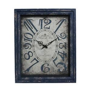 Zegar ścienny Atlan, 48x7x58,5 cm