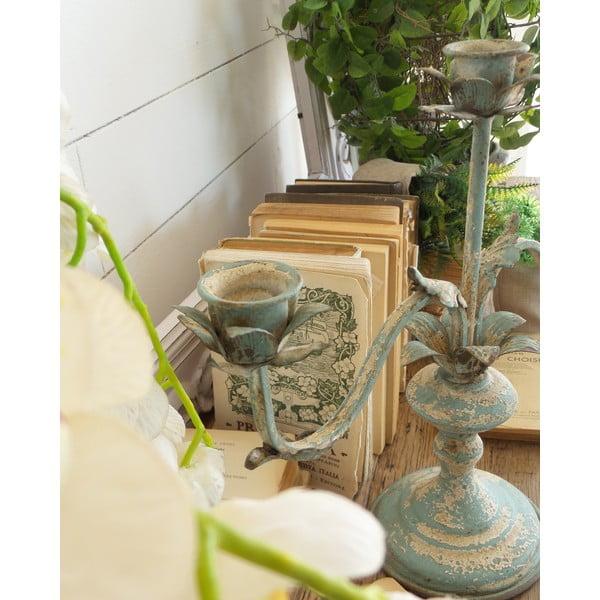 Świecznik Orchidea Milano Antique