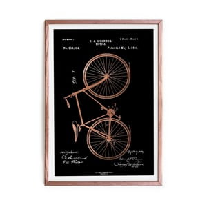 Obraz Really Nice Things Oconnor Bicycle, 40x60 cm