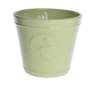 Zielona doniczka Ewax Green,14,8cm