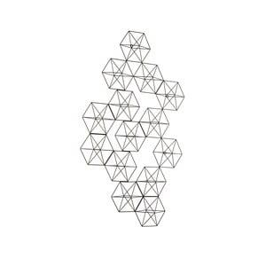 Ścienna lub wisząca dekoracja Adamant, 107x62 cm