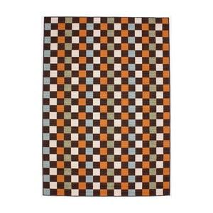 Dywan Opal Choco/Terra, 80x150 cm