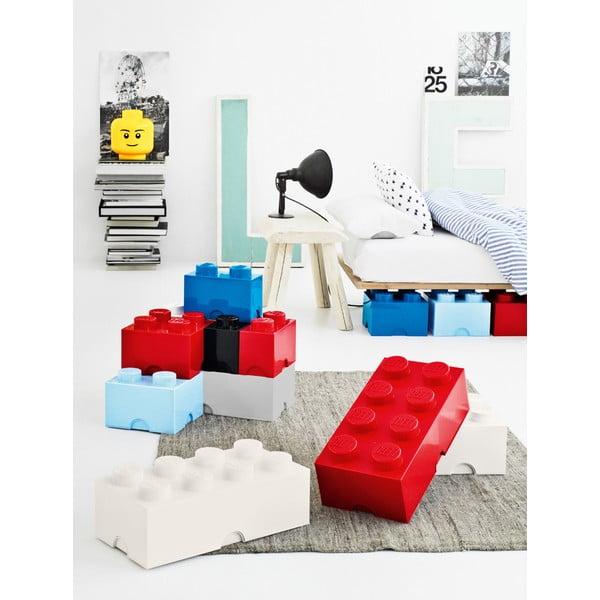 Błękitny pojemnik LEGO®
