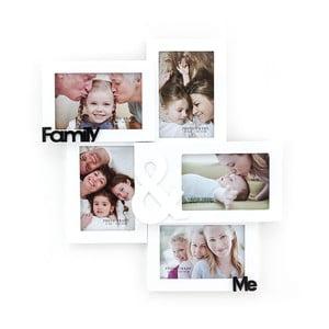Wisząca ramka na 5 zdjęć Tomasucci Family and Me