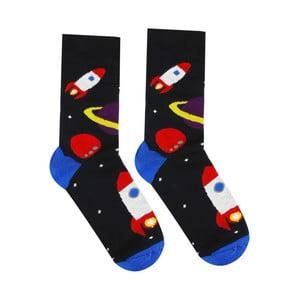 Skarpetki bawełniane Hesty Socks Rakieta, rozm. 35-38