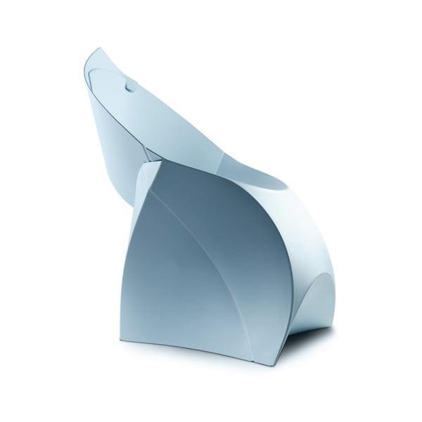 Krzesło Flux, niebieskie