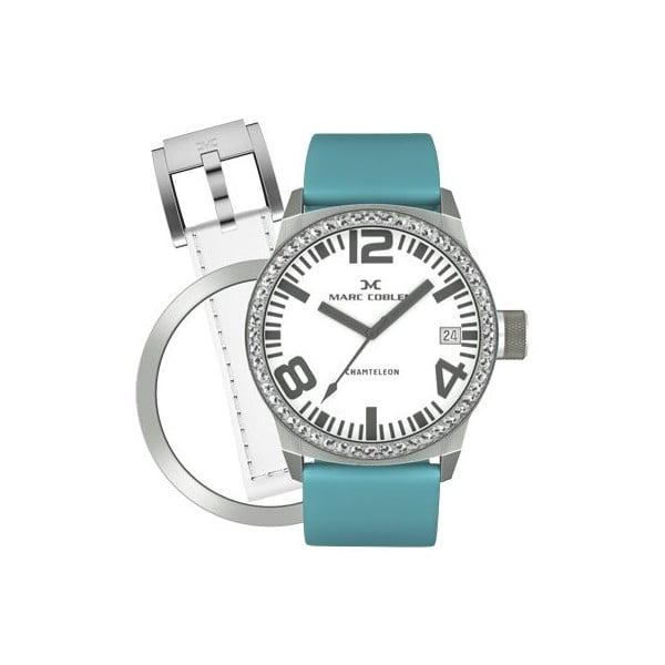Zegarek damski Marc Coblen z dodatkowym paskiem i obręczą P2