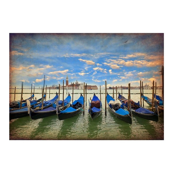 Dywan winylowy Venice, 52x75 cm