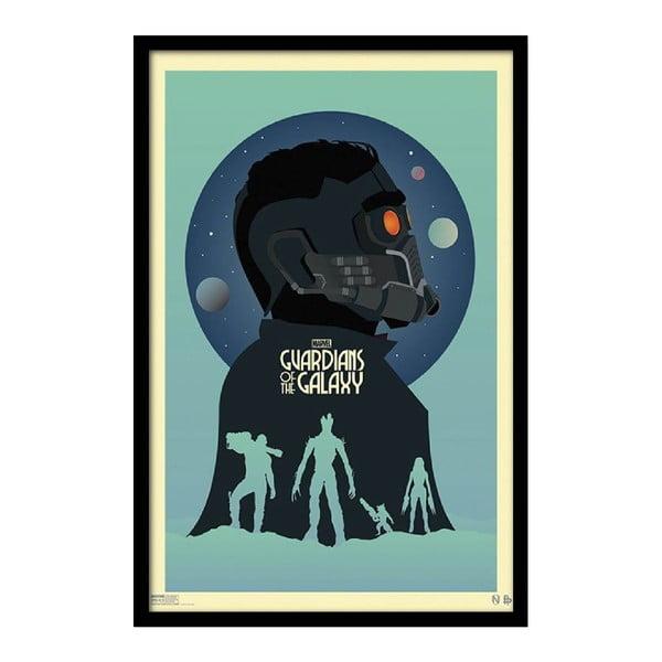 Plakat Guardians, 35x30 cm