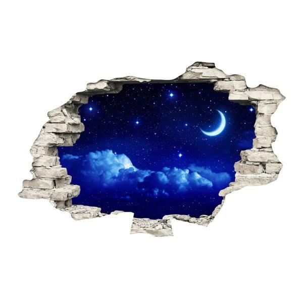 Naklejka Ambiance Romantic Moons, 60x90 cm