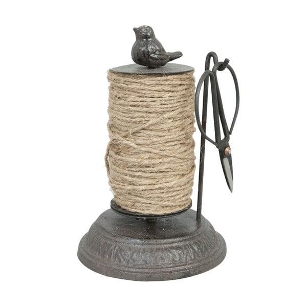 Stojak na sznurek z nożyczkami Clayre & Eef