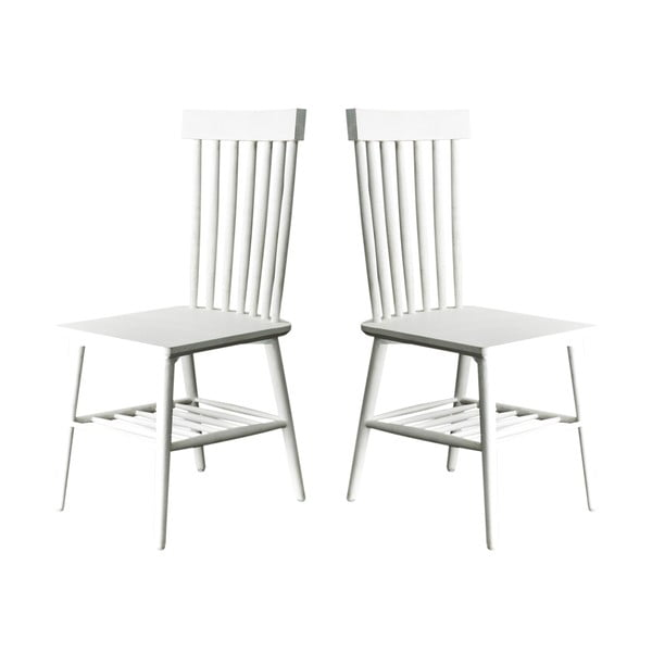 Zestaw 2 krzeseł Hawke&Thorn Preston