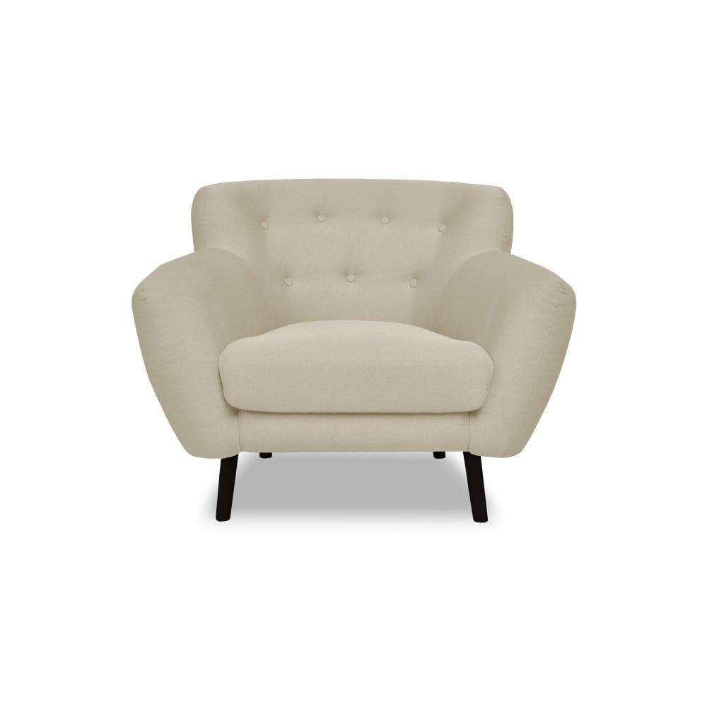 Beżowy fotel Cosmopolitan design Hampstead