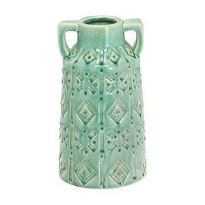 Ceramiczny wazon Light Green, 26 cm