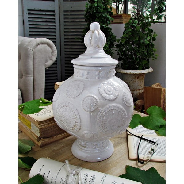 Dekoracja Oriental White