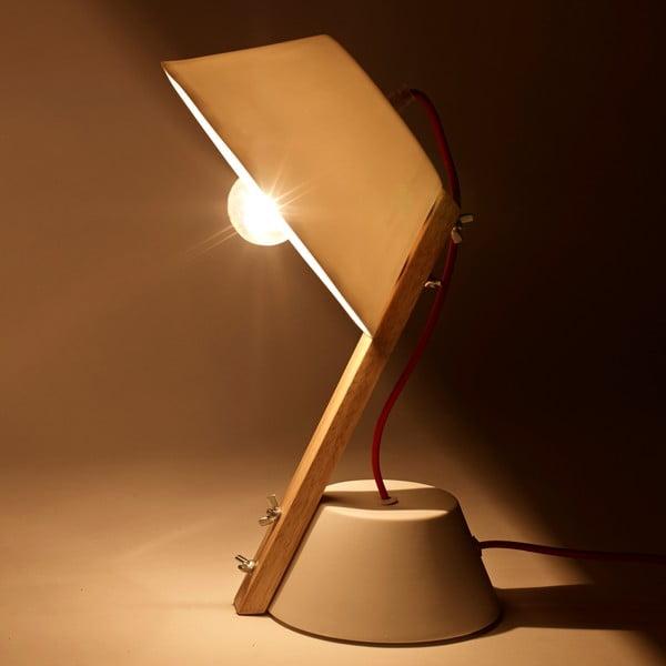 Lampa na stolik Porcelain Voer