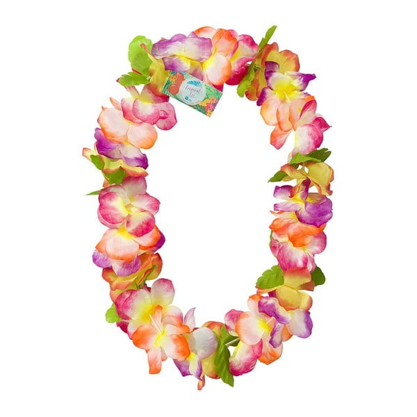 Kwiatowy wieniec Lei Floral
