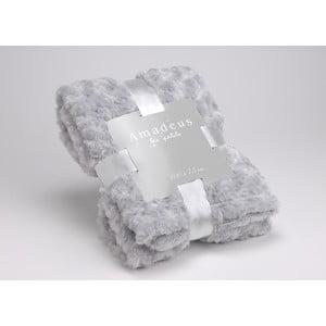 Koc ittle Grey, 100x75 cm