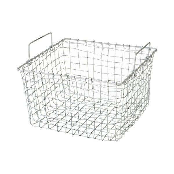 Metalowy koszyk Parlane Wire, 30 cm