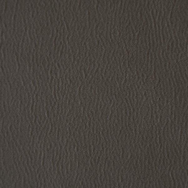 Sofa trzyosobowa Miura Munich, pokrycie ciemnoszare, zamszowe